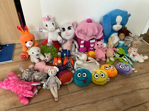 Childrens Soft Toy Bundle - Includes A Selection Of Animals Anna And Much More