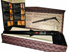 """WOW NEW! Curve Creative Wave Wand 0.7-1"""" Tapered Barrel Curl Curling Iron $210"""