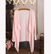 New Autumn Women's Casual Long Sleeve Cardigan Very Thin Sweater Coat Outwear