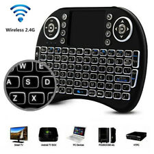 New I8 2.4GHz Mini Wireless Keyboard Remote Controls for PC Smart TV Android Box
