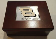 AUTHENTIC NASCAR DALE EARNHART JR JEWELRY BOX