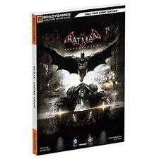 GUIDE BATMAN ARKHAM KNIGHT - VERSION FRANÇAISE - NEUF SOUS BLISTER