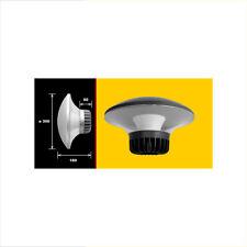 NIBA ILLUMINAZIONE 5894TRNE DROP LAMPIONCINO PER PALO DIAMETRO 60 MM E27