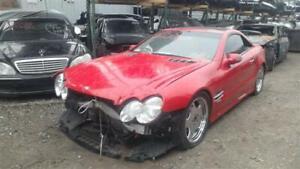 98 99 00 01 02 03 04 05 06 Mercedes-Benz MERCEDES S-CLASS Air Cleaner