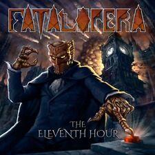 FATAL OPERA - The Eleventh Hour DCD (LIM. US PROG/POWER METAL*P. WALTZ*MEGADETH)