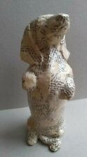 Dachshund DECOUPAGE Dog Ornament Figurine Statue Figure Gift 24x9x10cm