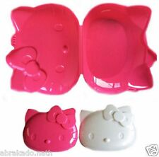 1 BOITE A GOUTER HELLO KITTY LUNCH BOX 18 X 14 CM