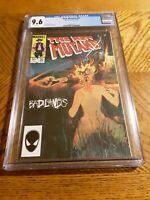 New Mutants #20 CGC 9.6 NM Marvel Comics 1983 Chris Claremont