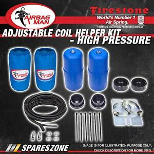 Airbag Man Air Suspension Helper Kit High Pressure for PAJERO NM NP NS NT NW