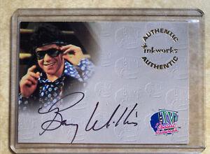 Barry Williams as Greg Brady Autograph Card Brady Bunch Inkworks Signed A6