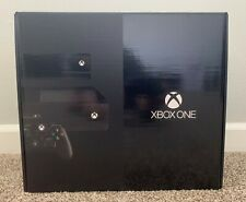 RARE 2013 Microsoft XBOX One Console System 500GB Black Day One Editiion Sealed