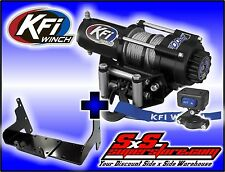 2500 lb KFI Winch Mount Combo Polaris Sportsman 500 1996-2003 & 400 2001-2003