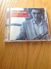Art Pepper Complete 1947 - 1951 small group studio recordings