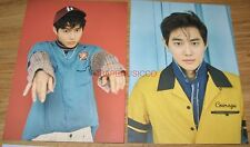 EXO EX'ACT LUCKY ONE SMTOWN COEX Artium SUM GOODS SUHO POST CARD POSTCARD NEW