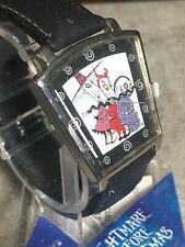 NEW Nightmare BEFORE Christmas Watch - TIMEX  Lock Shock Barrel in Original Box