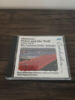 Prokofiev - Peter & The Wolf • Saint-Saens - The Carnival Of The Animals CD