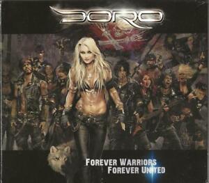Doro | CD | Forever Warriors - Forever United (Limited Edition) (2018) | NEU!!