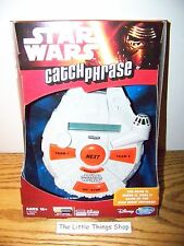 Star Wars Catch Phrase Electronic Game
