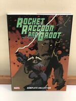 NEW UNREAD GOTG Rocket Raccoon + Groot TPB SC Marvel 2014 IN JAPANESE SHIPS USA