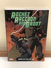 NEW UNREAD GOTG Rocket Raccoon + Groot TPB SC Marvel 2014 IN JAPANESE SHIPS USA
