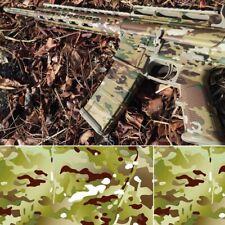 "19X393"" DARK CAMO Water Transfer Printing Film,Hydrographic US Camouflage"
