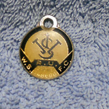 #D498. 1986 Western Suburbs Rugby Union Club Member Badge #416