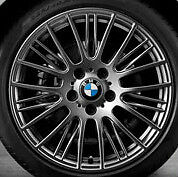 "BMW OEM F22 2 Series Coupe BMW 18"" LA Wheel Radial Spoke 388 Set of 4"