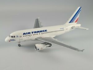 Gemini JC Hogan Air France Airbus A318 F-GUGA 1:200