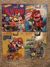 Super Mario Hot Wheels