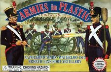 Armies in Plastic Napoleonic Wars 1803-1815 French Line Foot Artillery 54mm 1/32