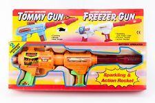 Vintage Flash Gordon 80's Space Stun Toy tommy gun Freezer Lazer Rare sound 19''