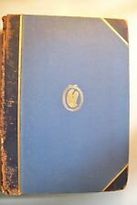 1924 FAMOUS PAINTINGS VOLUME 2 Funk & Wagnalls Co., NY - LOTS OF COLOR PLATES