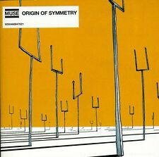 Origin Of Symmetry - Muse (2010, CD NUOVO)