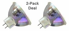 2pc EFR Bulb for Bauer 8mm Projector Movie LT2053 T180 T30 SOUND T40 SOUND T502