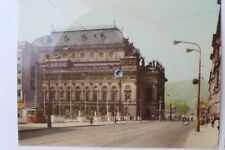 29585 Tönende AK Suprapho Schallplatte Prag Nationaltheater Semetana FANFARY