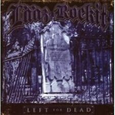 """LAAZ ROCKIT """"LEFT FOR DEAD"""" CD NEW"""