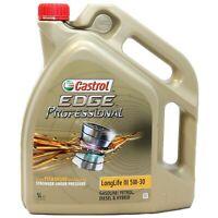 Castrol Edge Professional 5W30 5W-30 Motoröl Öl Titanium FST VW LongLife III 5 L