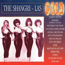 (CD) The Shangri-Las - Gold - Leader Of The Pack, Remember [Walking In The Sand]