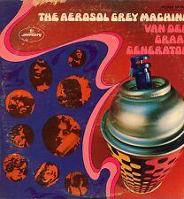 "VAN DER GRAAF GENERATOR ""AEROSOL GREY MACHINE"" w/ ""GIANT SQUID"" W/L ORIG US 1969"