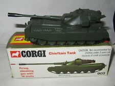 Corgi 903 - CHIEFTAIN TANK - MIB