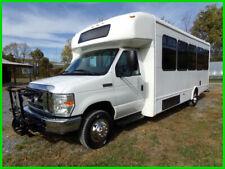 New Listing2014 Ford E-450 20 Passenger Shuttle Bus