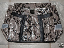 Very Cute MICHE Prima Shell Snakeskin Pattern VALERIE Big Bag NEW (Shell Only)