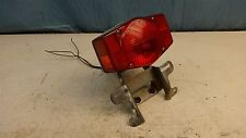1975 Honda CB750 CB 750 H906-7' rear brake tail light lamp w/ mount bracket