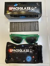 Von Zipper Cletus Mint Meteor Glo Lens Space Glaze Limited Edition - PERFECT