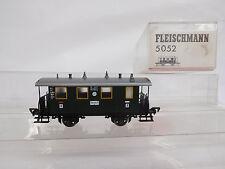 eso-8974Fleischmann 5052 H0 Personenwagen DRG 04 9271 2./3.Kl.