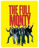 The Full Monty Steelbook Blu-Ray NEW BLU-RAY (0480607010)
