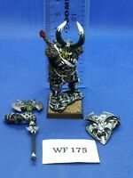 Warhammer Fantasy - Chaos Lord Painted (Proxy) - Metal WF175
