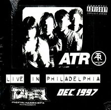 ATARI TEENAGE RIOT Live In Philadelphia Dec. 1997 PROMO CD New SEALED Rare ATR