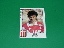 PANINI FOOTBALL FOOT 90 N°173 ERIC GUERIT ASM AS MONACO LOUIS II 1989-1990
