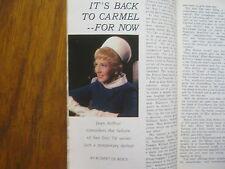 Nov. 1966  TV Guide (TARZAN/RON  ELY/JEAN  ARTHUR/PATRICK  WAYNE/GLORIA SWANSON)